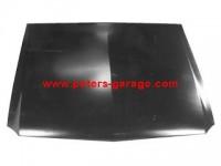 64 1/2 Ford Mustang Motorhaube / scharfe Kanten OEM Tooling