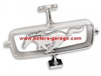 64-65 Ford Mustang Emblem Frontgrill